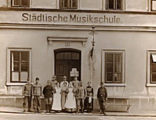 Historie ZUŠ Roberta Schumanna v Aši