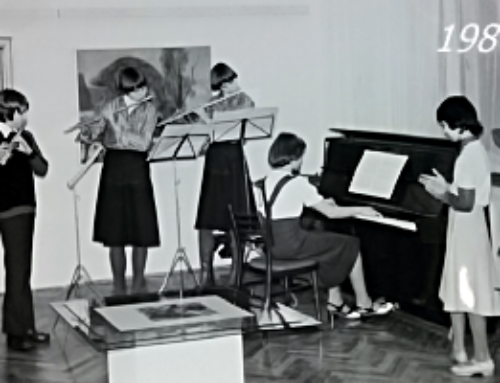 Historie výuky příčných fléten v ZUŠ Aš