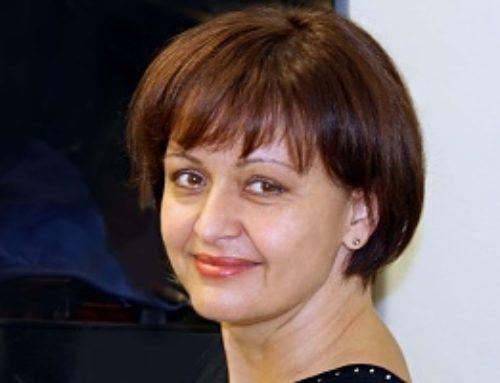 Věra Rašková korespondentka ČFA