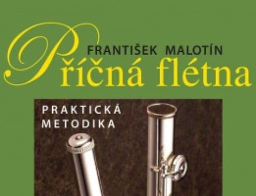 František Malotín: Příčná flétna-Praktická metodika