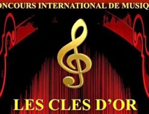 Naše neděle se soutěží Les Clés D'Or