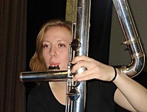 TIKARI Flutes-první flétnový soubor s kontrabasovou flétnou v ČR