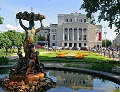 Riga, kulturní brána mezi střední Evropou a Skandinávií
