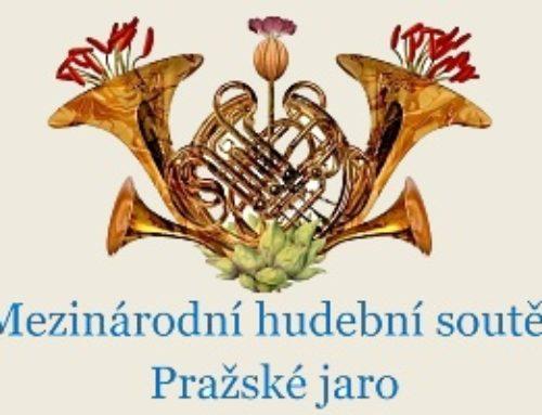 Mezinárodní flétnová soutěž Pražské jaro 2019 se blíží
