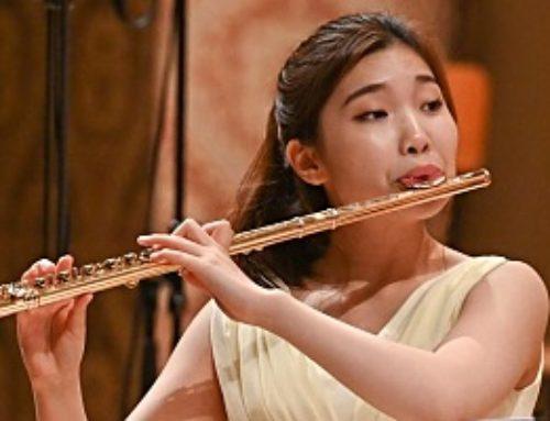 Skončila mezinárodní flétnová soutěž PJ 2019
