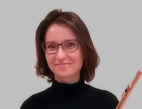 Seminář MgA. Kristiny Vaculové, Ph.D. na teplické konzervatoři