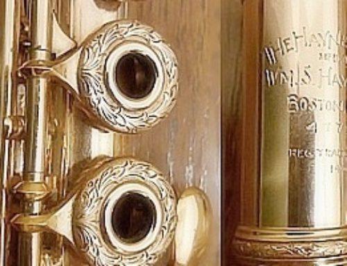 Maestro Claudi Arimany a Rampalova zlatá flétna