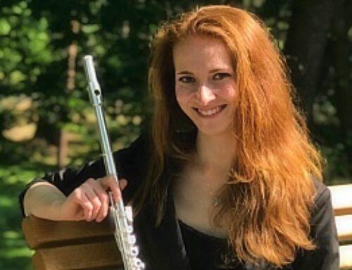 Michaela Blažková: Roger Bourdin-flétnista a pedagog (bakalářská práce)