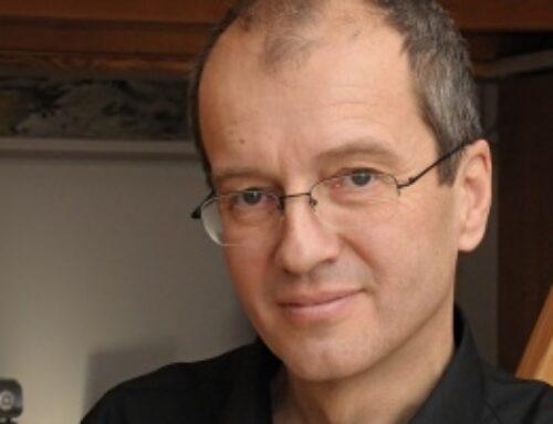 Rozhovor shudebním skladatelemJiřím Gemrotem
